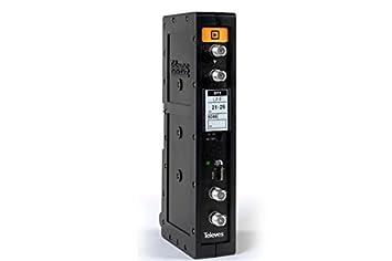 Televes Amplificador T.12 UHF monocanal/multicanal TDT 5086 Canal 40: Amazon.es: Electrónica