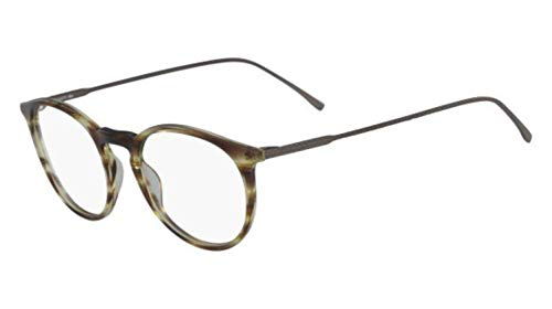 - Eyeglasses LACOSTE L 2815 210 STRIPED BROWN