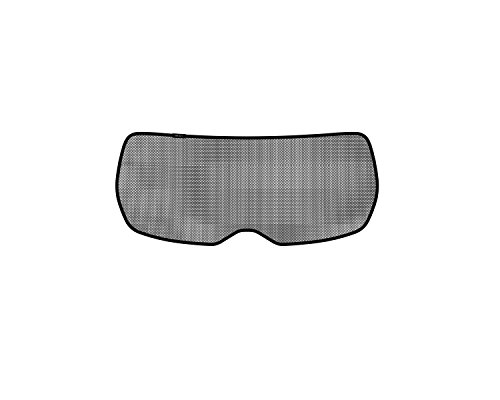 3D MAXpider S1SB0135 Soltect Rear Window Custom Fit Sun Shade (for Select SUBARU Outback Models)