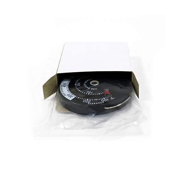 Ventilatore della stufa a 5 lame, ventilatore del camino della stufa a legna, ventilatore del camino 5 lame Ventilatore… 3 spesavip