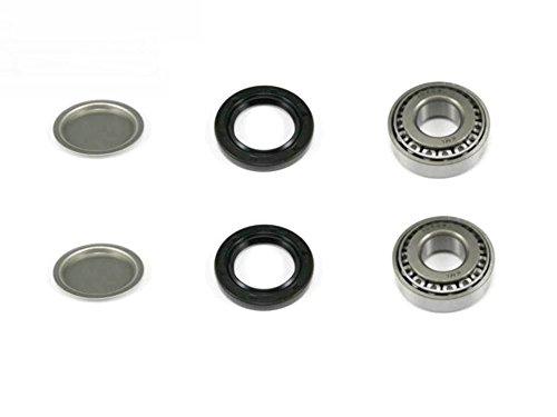 (QuadBoss Swing Arm Bearing Seal Kit 2002-09 Compatible with Honda VTX1300 VTX1800 VTX 1300R 1800)