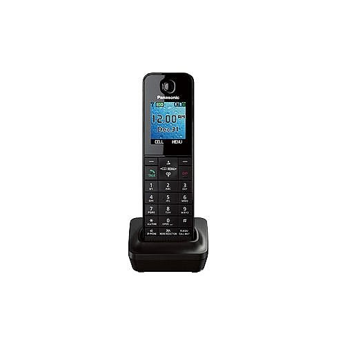 Panasonic DECT 6.0 PLUS Link2Cell Accessory Bluetooth Handset for KX-TGH262B and (Accessory Handset Bluetooth)