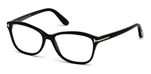 Tom Ford - FT 5404, Geometric, acetate, women, SHINY BLACK(001), - Ford Tom Clothing Women