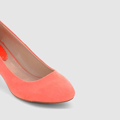 Mademoiselle R Frau Ballerinas, Neonfarben Gre 40 Orange