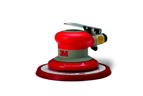 3M(TM) Random Orbital Sander 20325, Non-Vacuum, 6'' Tool Diameter x 3/16'' Orbit Diameter (Pack of 1) by 3M