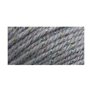 Bulk Buy: Caron Simply Soft Party Yarn (3-Pack) Silver Sparkle H97PAR-8