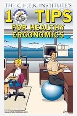 10 Tips for Healthy Ergonomics Pamphlet