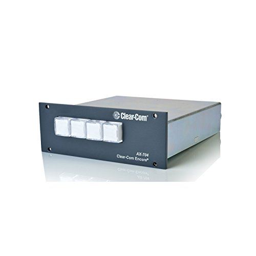 Clear-Com AX-704   IFB Program Interrupt Expansion Talent Access Station by Clear-Com (Image #2)