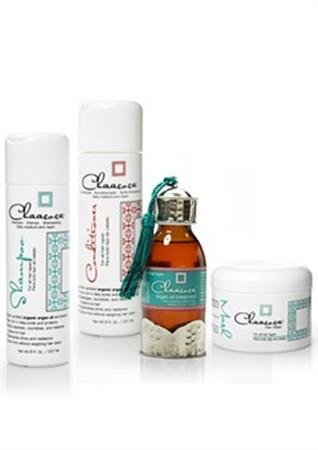 Chaacoca Argan Oil Mini Luxury Hair Treatment Set by Chaacoca