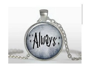 Always Pendant Jewellery Harry Potter Harry Potter Quotes A Gift
