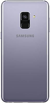 Samsung Galaxy A8 Dual SIM - 64GB, 4GB RAM, 4G LTE, Gray (SM