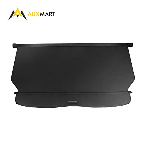 AUXMART Cargo Cover for Honda CRV 2012-2016 Tonneau Cargo Rear Trunk Retractable Shielding Shade