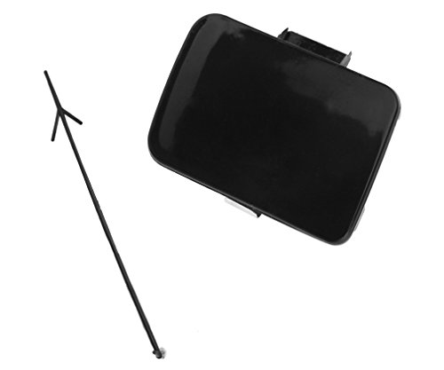 Micro Trader Front Bumper Tow Towing Hook Eye Cover Trim Cap for Audi A4 B6 8E0807241