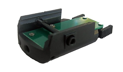 - DLP Tactical Universal Micro Pistol Laser Sight for Picatinny or Underframe Rail