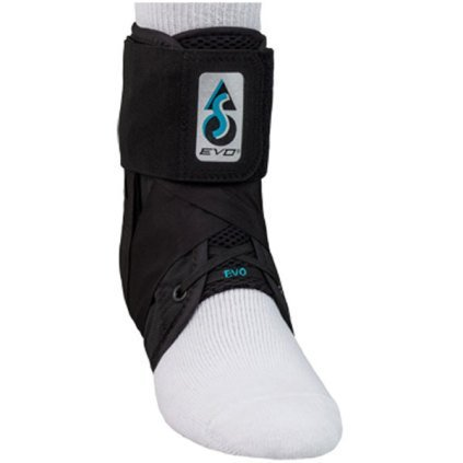 Ankle Brace Extra Small Lace-up / Hook and Loop Closure Left or Right Foot - 1 Each