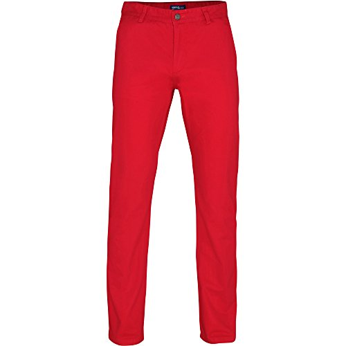 Chinos Homme 00 Red Sommerset amp; Asquith Men's cherry Rouge Pantalon wqvtX4fcX