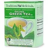 Traditional Medicinals Tea Og1 Grn Tea W/ Lmngrs 16 Bag