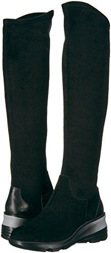 Jambu Women's Kendra Water Resistant Slouch Boot, Black, 9 M US by Jambu (Image #6)