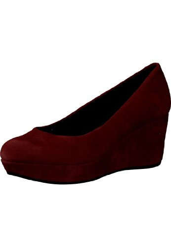 Vagabond Yowla 3418-440-137 Damen Klassische Slipper Rot (henna)