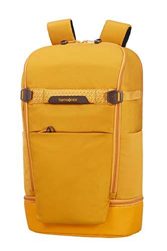 Samsonite Hexa-Packs – Laptop Backpack Large – Travel Mochila Tipo Casual 50 cm, 22 Amarillo (Dark Yellow)