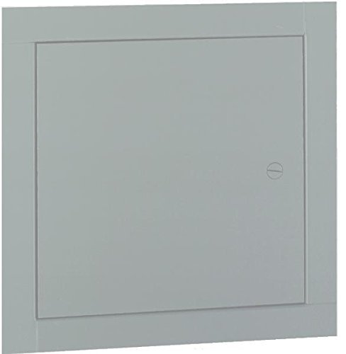 JL Industries 9TM 10'' x 10'' Flush Universal Access Door Panel, Primed For Paint