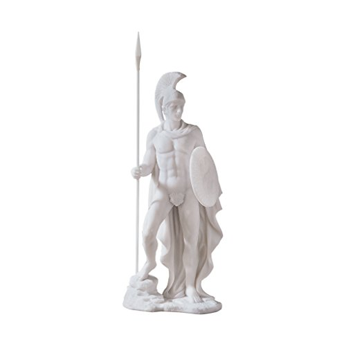 Design Toscano 12.5 in. Ares Classical Greek God Statue