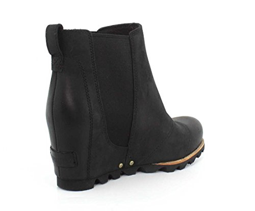 Quarry Sorel Women's Wedge Lea Black Booties C4xqFw