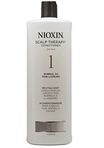 (System 1 Scalp Therapy Conditioenr 33.8oz 1 liter)