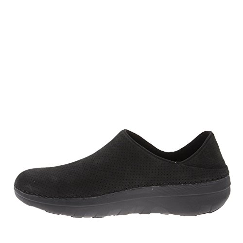 Loafer Fitflop Black Superloafer Black Nubuck v7nH47w8q