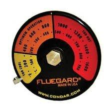 Condar Replacement - Condar FlueGard Flue Gas Thermometer Probe