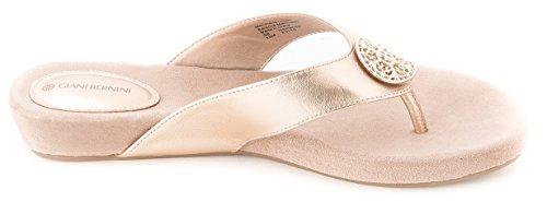 Bernini vestir Giani de mujer Sandalias Dorado para Adxqx6wn