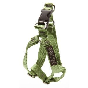 """Spindrift 710 Step-In Dog Harness - X-Small (5/8"""" x 13-17""""), Blue"""