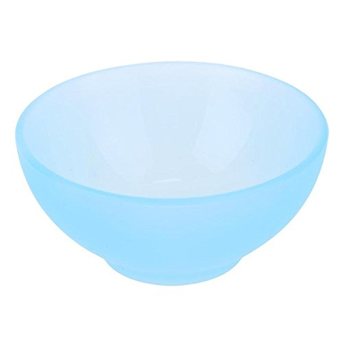 Bowls - Mini Jelly Green Pink Blue Silicone Bowl Sugar Butter Cream Dressing Mayonnaise Salad Dinnerware - Slow Popcorn Pho You Style Cold Suction Singing Plastic Quartz -