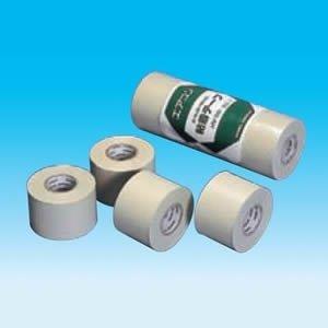 因幡電工 80巻セット 粘着テープ(薄厚タイプ) 50mm×20m アイボリー HV-50-I_set B008AGAUOC