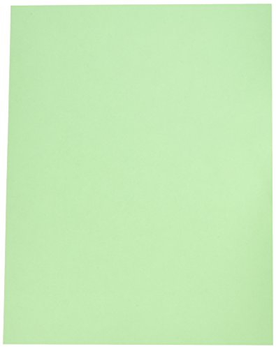Springhill, Digital Card Green, 90lb, Letter, 8.5 x 11, 250 Sheets / 1 Ream, (045100R) Made In The USA