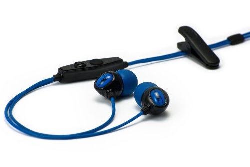 H2O Audio IE2-MBK Surge Contact Waterproof Sport Headset