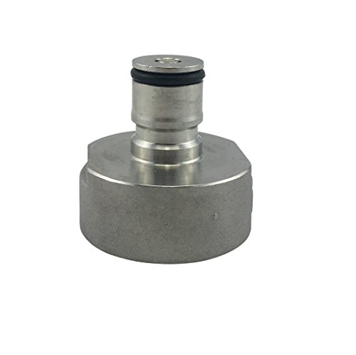 Carbonation Cap for Wide Mouthed Bottles by The Weekend Brewer (Beer Carbonator compare prices)