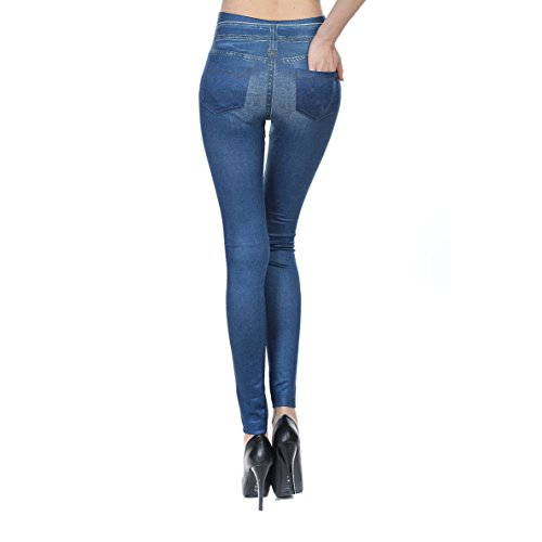 Blostirno Womens Jeggings Leggings Pocket product image