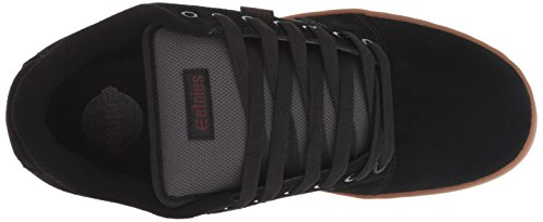 da Uomo Nero Barge Gum Scarpe 566 Black Skateboard Etnies Dark XL Grey tw7fqxxH