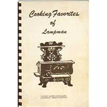 Cooking Favorites of Lampman, Saskatdchewan