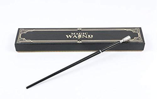 Cultured Customs Magical Wand Replica - Prop Cosplay Steel Core Replica Figure + Free Bonus Collectible Trading Card (Percival)