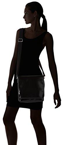 GABS Alessia - Bolso de hombro Mujer Negro (Nero)