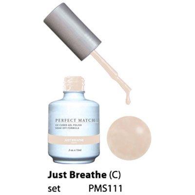 Nail Polish, Just Breath, 0.500 Ounce ()