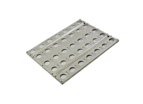 Music City Metals 92541 Stainless Steel Heat Plate Replacement for Select Alfresco Gas Grill -