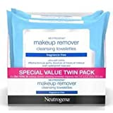 Neutrogena Fragrance Free Make Up Remover Wipes, 50 count per pack -- 12 per case.