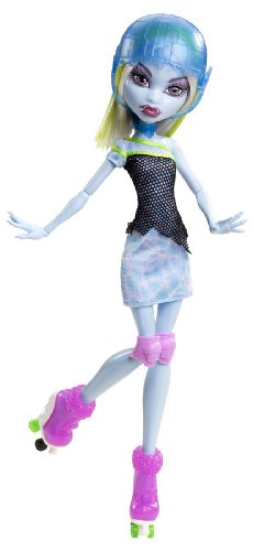 Monster High Roller Maze Doll Abbey Bominable, Baby & Kids Zone