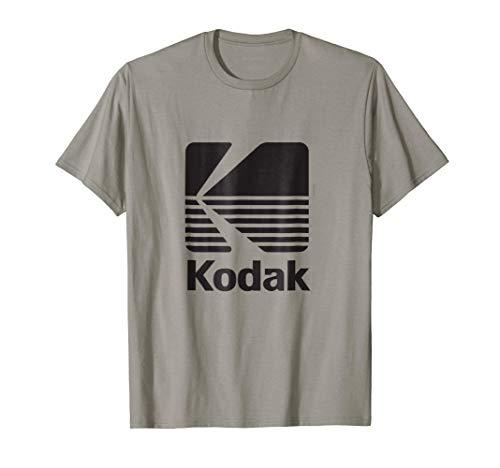 T-shirt 80s Logo (80s Vintage KODAK Logo T-Shirt)