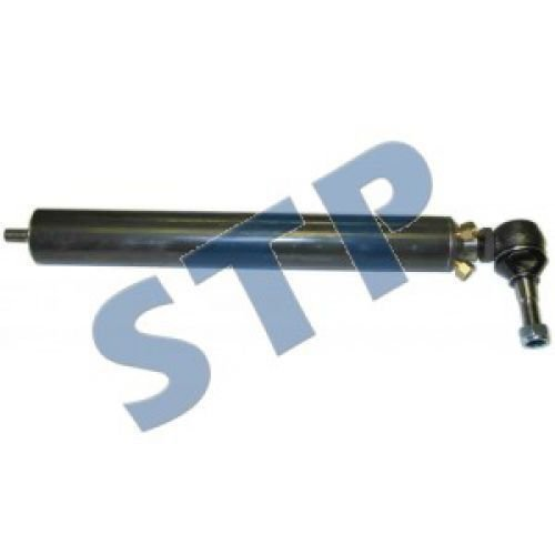 Power Steering Cylinder, (RH/LH) Rebuildable 1/2'' rod, 7/16'' threaded end E2NN3A540BA