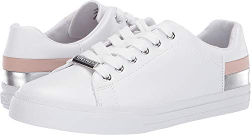 Tommy Hilfiger Women's Laddi 2 White Multi Ll 8 M US