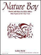 nature boy sheet music - 2